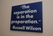 Russell Wilson quote preparation